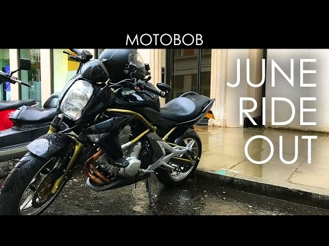 Meetup & Ride Out Details: 17th June, South London to Box Hill