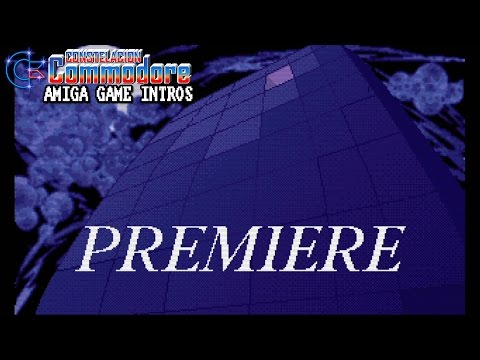 Amiga Game Intro: Premiere (Core Design,1992)