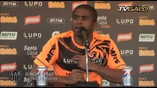 11/09/2013 Galo encerra preparação para enfrentar o Coritiba
