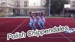 Vip54 -próby do Mam Talent -Polish Chippendales - BadBoys