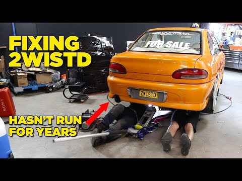 Fixing The Broken Show Car (2WISTD)