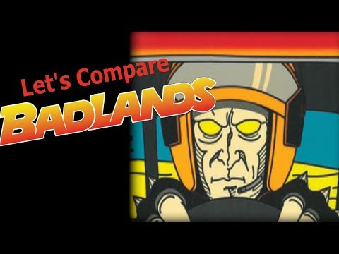 Let's Compare ( BadLands )