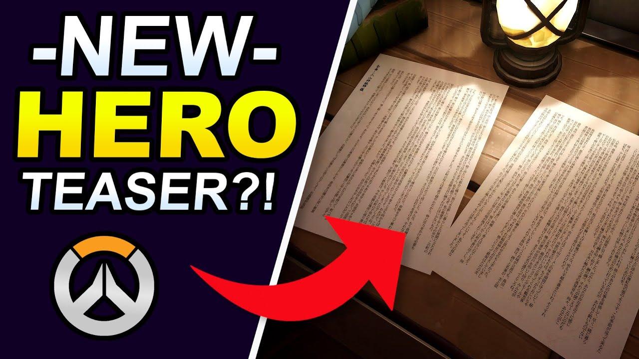 Master Ian Gamer - 2021 NEW HERO Teaser! - Kanezaka Fox Girl Confirmed? (Overwatch News)