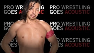 Shinsuke Nakamura Theme Song (WWE Acoustic Cover) - Pro Wrestling Goes Acoustic