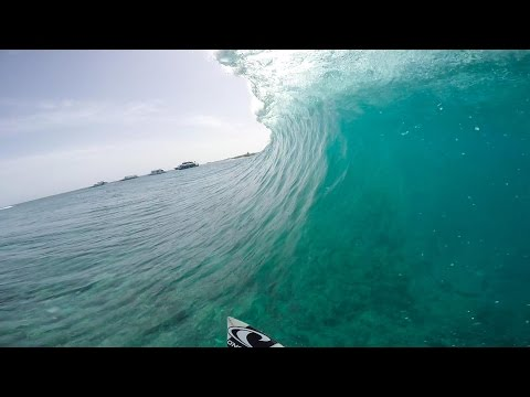 GoPro Awards: Perfect Surf Day in the Maldives