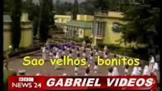 CARINHA DE ANJO BR: BRINCANDO COM O BAMBOLÊ -E- LARANJA DOCE