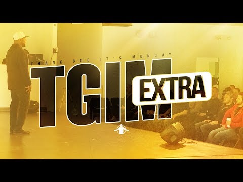 TGIM Extra   I Don't Want No Scrub