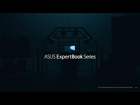 Extreme Quality Test- ExpertBook B9 series