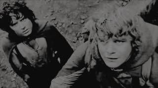 lotr | alone among the crowd