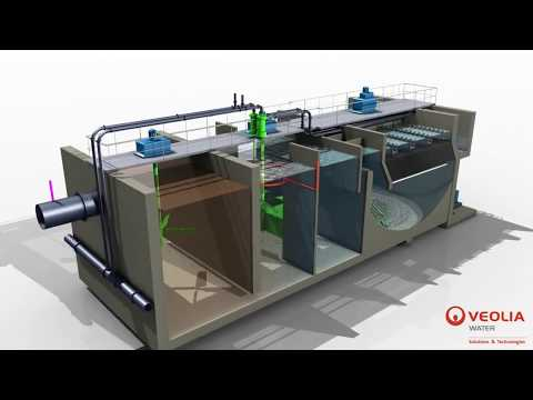 Veolia Actiflo Video