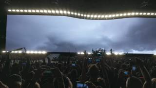 U2 Where the Streets Have no Name Live San Francisco Bay Area May 17 2017
