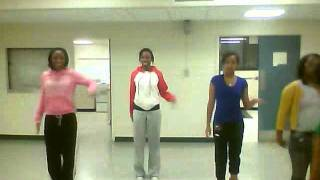 Vizion Performance Team Practice w/ My Prescription Choreo