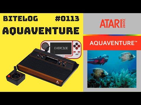 BITeLog 0113: Aquaventrue (ATARI 2600)