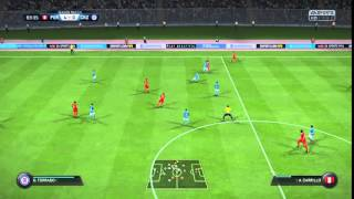 Bicycle Andre carrillo fifa16 skills