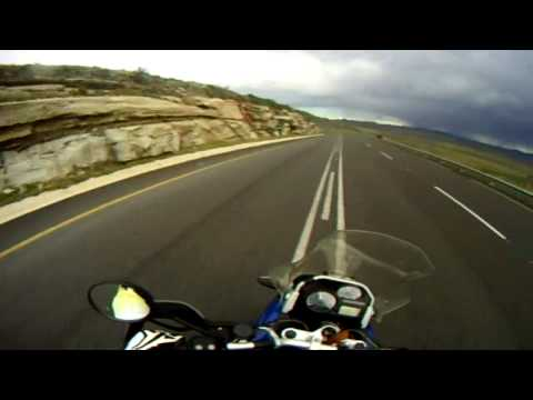 3000km around South Africa on a BMW R1200GS