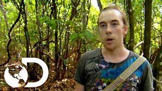 "Ryan: ""Me preocupa que la isla sea solo selva"" - En la Isla con Bear Grylls"