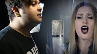 The Chainsmokers - Don't Let Me Down (Punk Goes Pop) by Diego Teksuo ft Irene Villegas