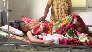 Midwives save the life of a mother and her baby in Cambodia width=