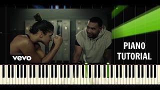 Don Omar, Zion & Lennox - Te Quiero Pa´Mi - Epic Piano Cover / Tutorial - Synthesia