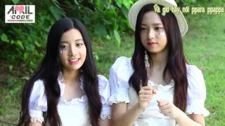 [Vietsub] APRIL(에이프릴)  Dream Candy  - MV MAKING