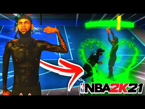 NEW  BEST JUMPSHOT IN NBA 2K21 CURRENT GEN 100% GREENLIGHT! HIGHEST GREEN WINDOW! NEVER MISS AGAIN!