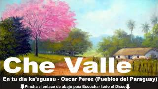 En tu día Caaguazu  Oscar Perez Pueblos del Paraguay)