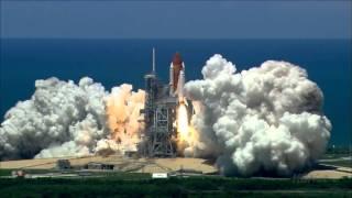 Lançamento Discovery (ônibus espacial) Audio Extremo  HD