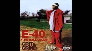 E 40   It's A Man's Game