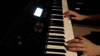 Naglfar - A departure in solitude - Piano