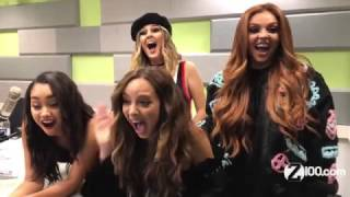 Little Mix Reacts To Fans Shouting Out Their Exes