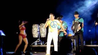 Festa em Paço . José Malhoa - Duas Rosas . 20.08.2011