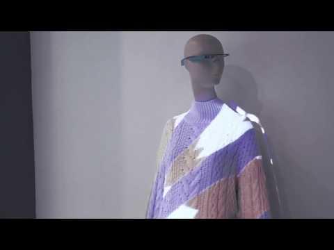Videomapping Manequin  - Smart Boutique