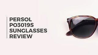 98fa03ce0b Persol PO3019S 24 31 Sunglasses in Tortoise