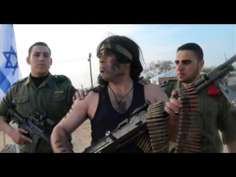 بلدي يا غزة (الحلقة 3) رامبو في غزة