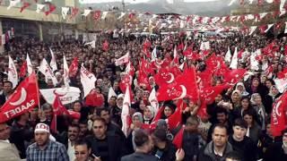 Orhan Yılmaz Nurdağı Saadet Partisi Mitingi