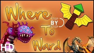 How to Ward Summoners Rift Where and Why League of Legends
