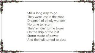 Axel Rudi Pell - Sailing Away Lyrics