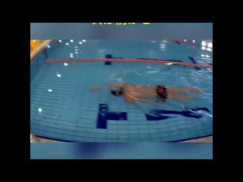 【水泳】スイムドリル/片手クロール(上級編)<琉球アスティーダトライアスロンチーム>