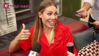 Grande Fratello VIP, intervista a Ilary Blasi