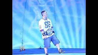 John Cena Vs Orlando Jordan Smackdown Live 2005