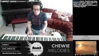 Chewie Plays: Lower The Heavens (鋼琴\piano playover)
