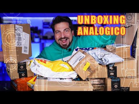 UNBOXING e codici sconto prodotti intere …