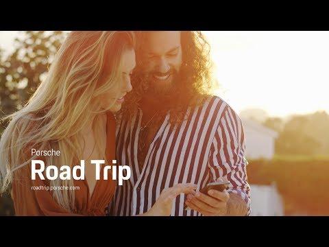 Porsche Road Trip App