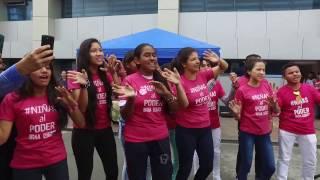 cancion alza tu voz Babahoyo Grupo Asesor Juvenil Día de la Nina