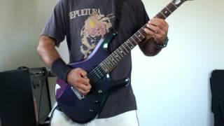 REINCIDENTES - VICIO (Guitarra Rítmica Metalera)