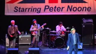 """Herman's Hermits Starring Peter Noone - """"There's a Kind of Hush""""- Hard Rock Live, Biloxi 10/9/2015"""