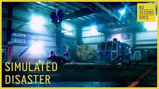 Simulated Disaster | Survival Systems // 60 Second Docs