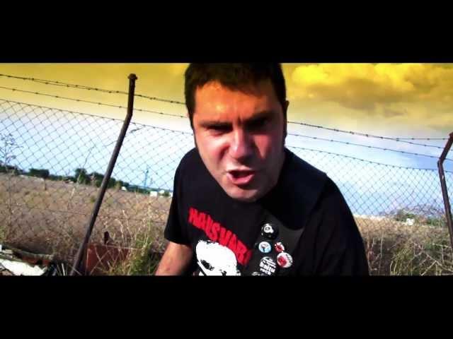 """Videoclip oficial de la canción """"Sin tiempo para respirar"""" de Boikot."""