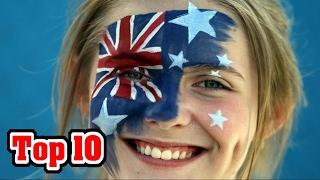 10 AMAZING Facts About AUSTRALIA