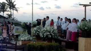 Casamento em Casa de Praia Lindo Demais PC 14122014